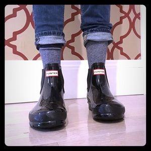 Ankle Hunter rain boots